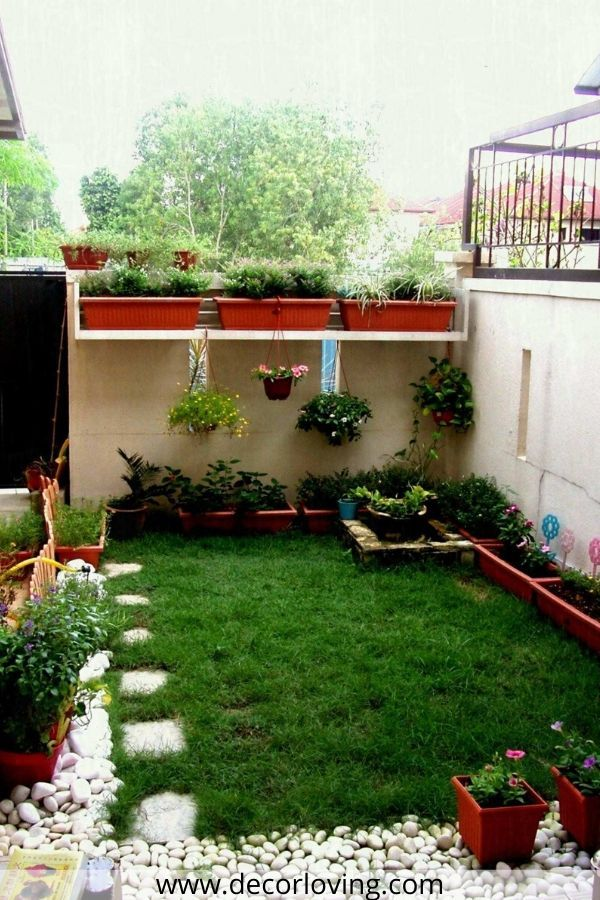 Photo of Affrodable Front Patio Ideas With Flower Beds