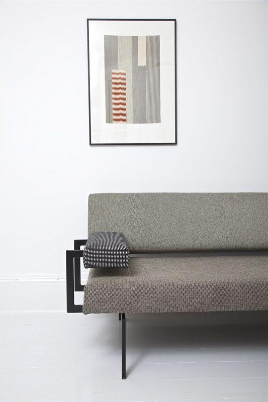 Pastoe Cees Braakman Bankje.Japan Series Sofa Pastoe Cees Braakman Interior Furniture