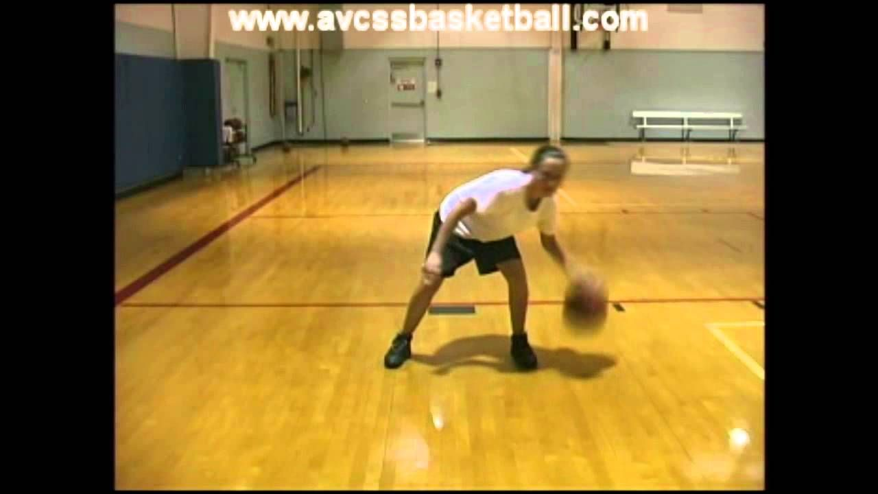 One Of The Most Popular Ball Handling Drills For Youth Basketball