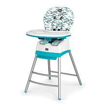 Chicco Stack 3 In 1 Multi Chair Aqua High Chair Baby High Chair Seat Pads