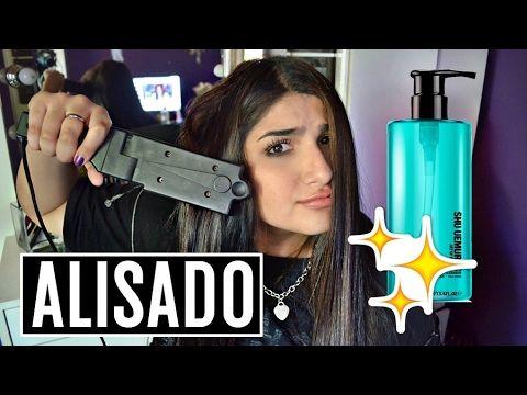 ALISADO DEFINITIVO EN CASA PASO A PASO - DEMO - YouTube