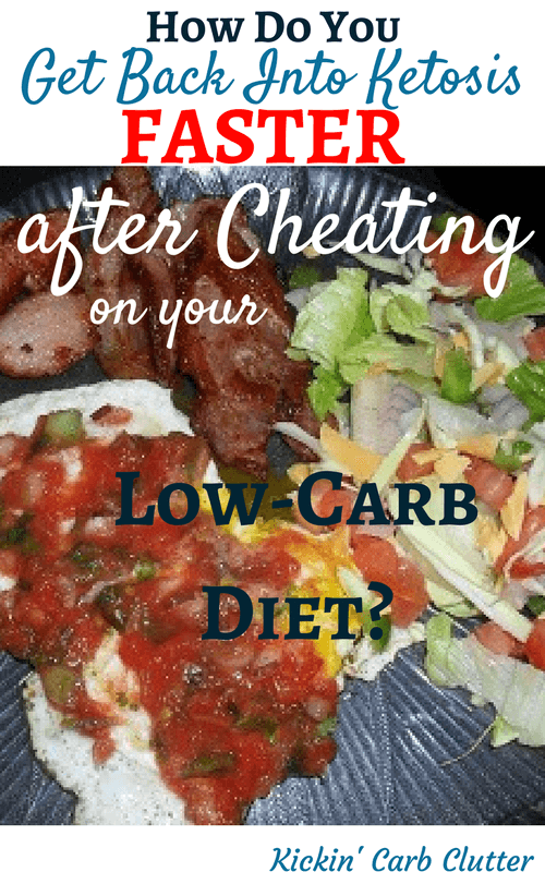 How Long Does It Take To Get Back On Keto After Cheating