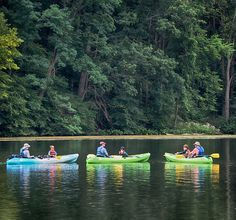 12 Unforgettable Michigan Spots To Go Kayaking And Canoeing