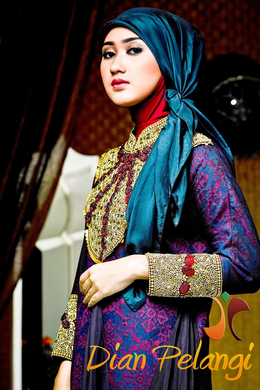 Dian Pelangi Muslim Evening Dress Ideas Pinterest UX UI