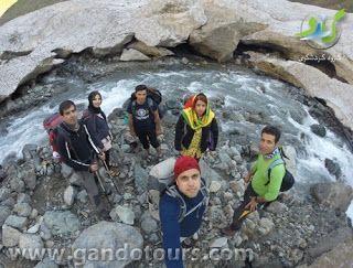 تور یک روزه :  تور یک روزه صعود به قله خلنوخلنو؛ قله ای با ارتفا...
