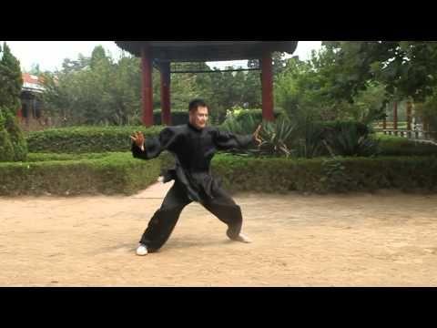 Ba Ji Quan (Haruhi's fighting style)