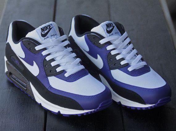 90S Air Max Purple