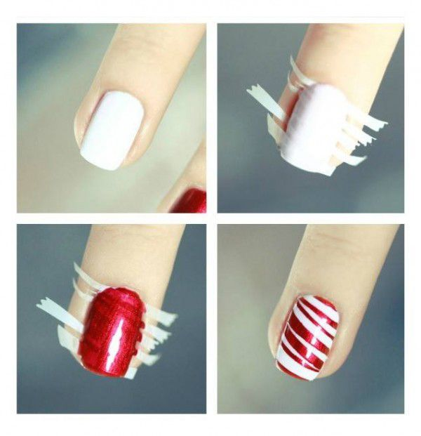 unas disenos paso a paso - Bing Images | nails tutorials and ideas ...
