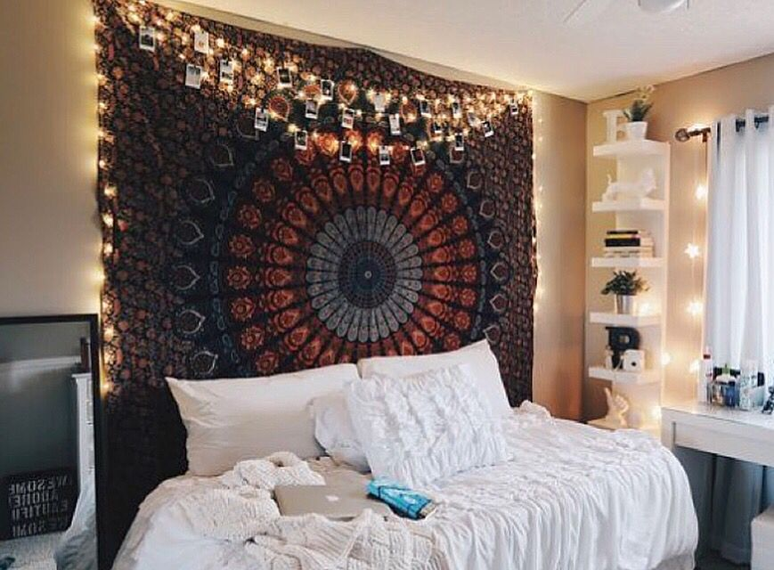 The Homecoming Tapestry In 2021 Bedroom Decor Country Bedroom Room