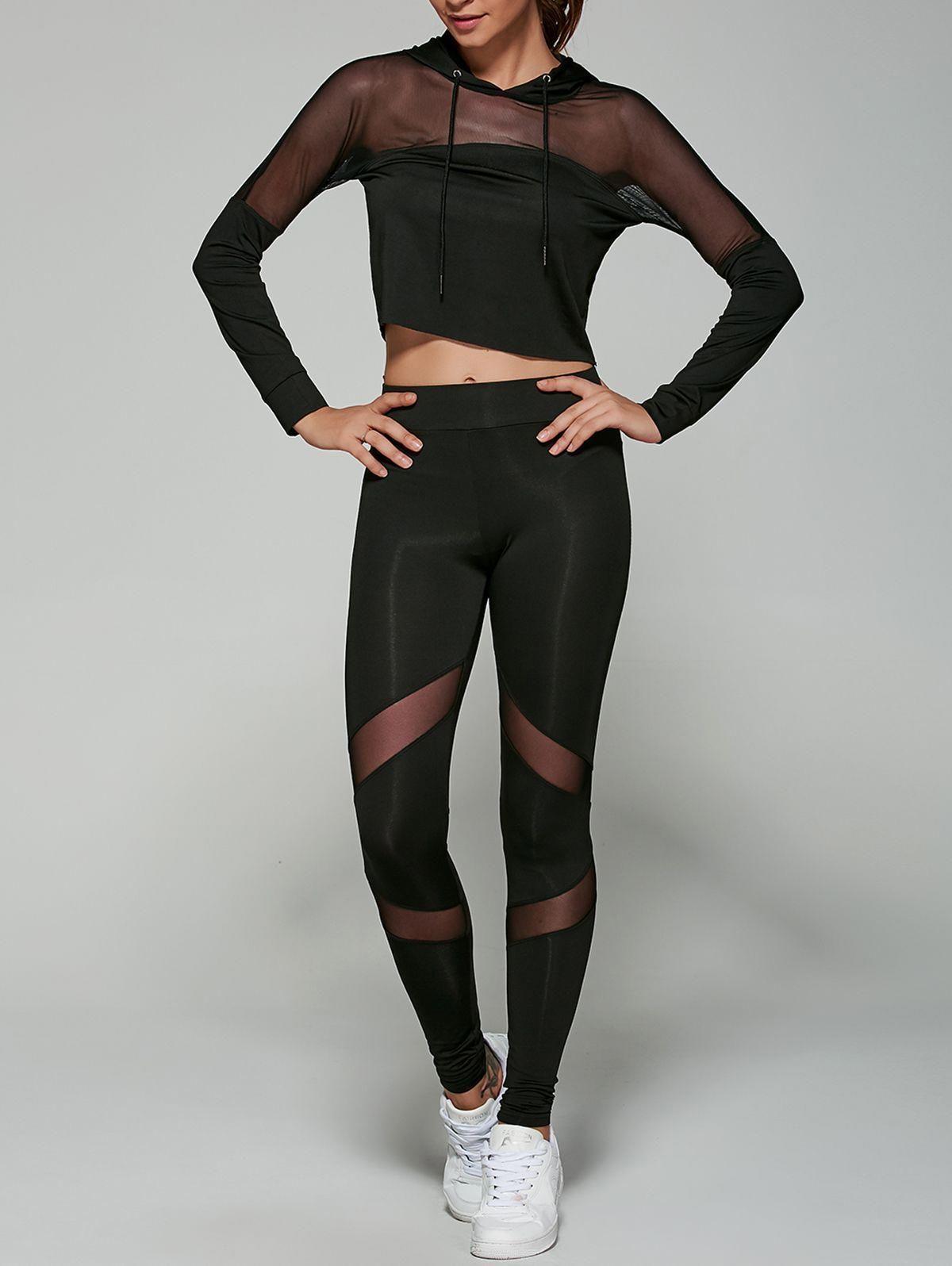 770ebb75f3491 shop leggings | Leggings in 2019 | Womens workout outfits, Mesh ...