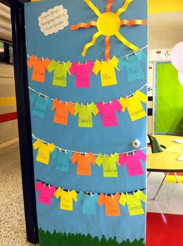 40 Excellent Classroom Decoration Ideas | bulletin board