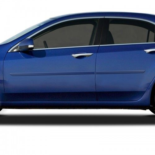 Acura TSX Painted Body Side Molding 2009