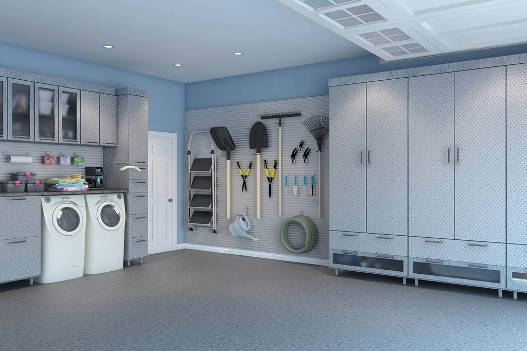 Laundry In Garage Designs Laundry In Garage Designs