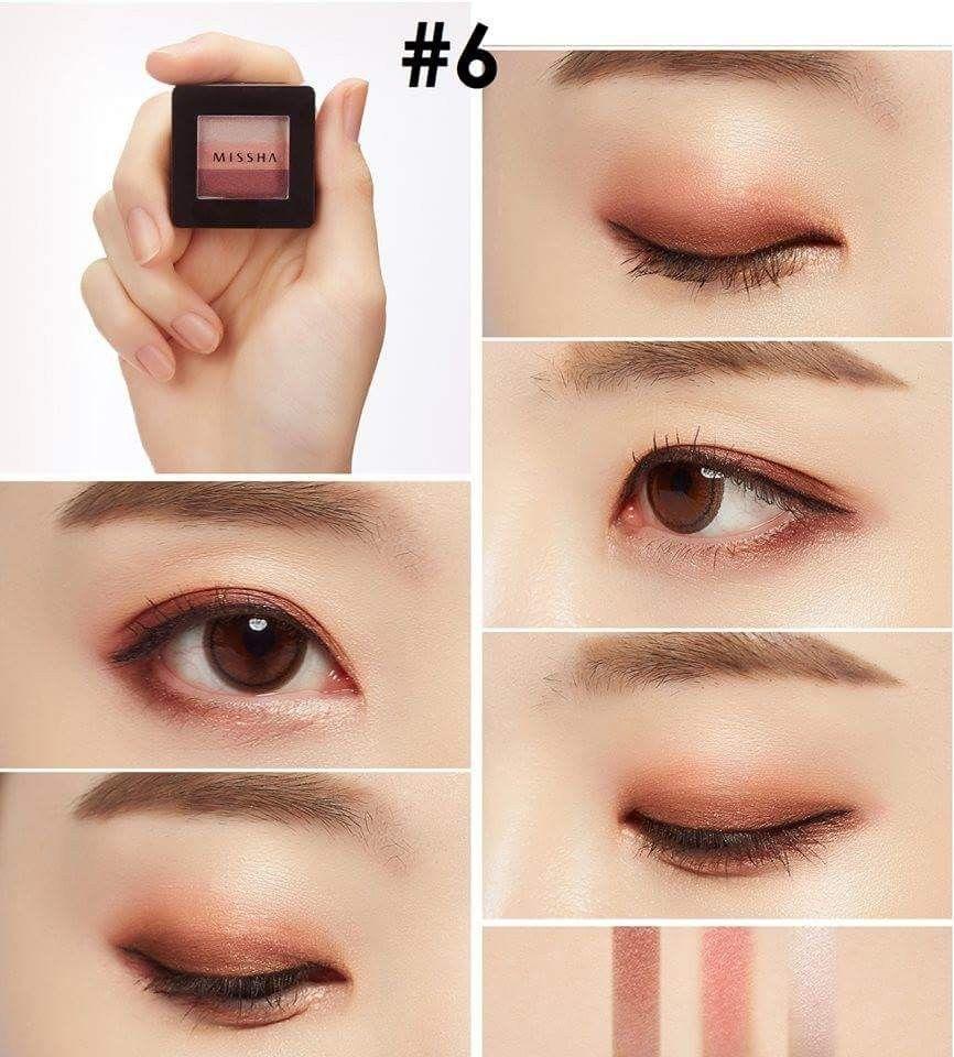 Salsabilapooth Asian Eye Makeup Korean Eye Makeup Ulzzang Makeup