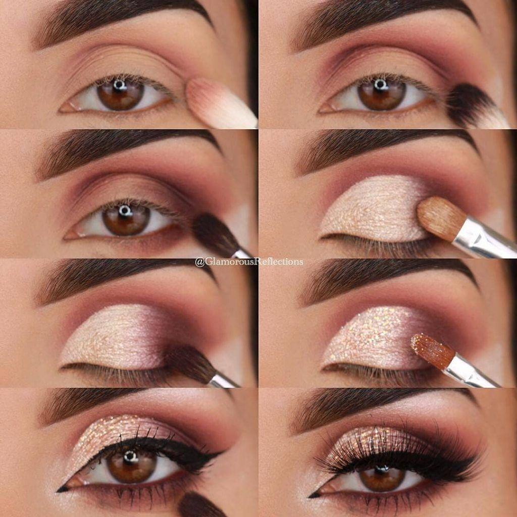 36 Eyeshadow Designs For New Beginner How To Apply Eyeshadow