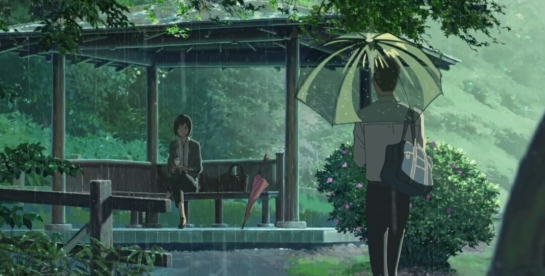 Pin by Ayaa on Illustrations Anime scenery, Garden of
