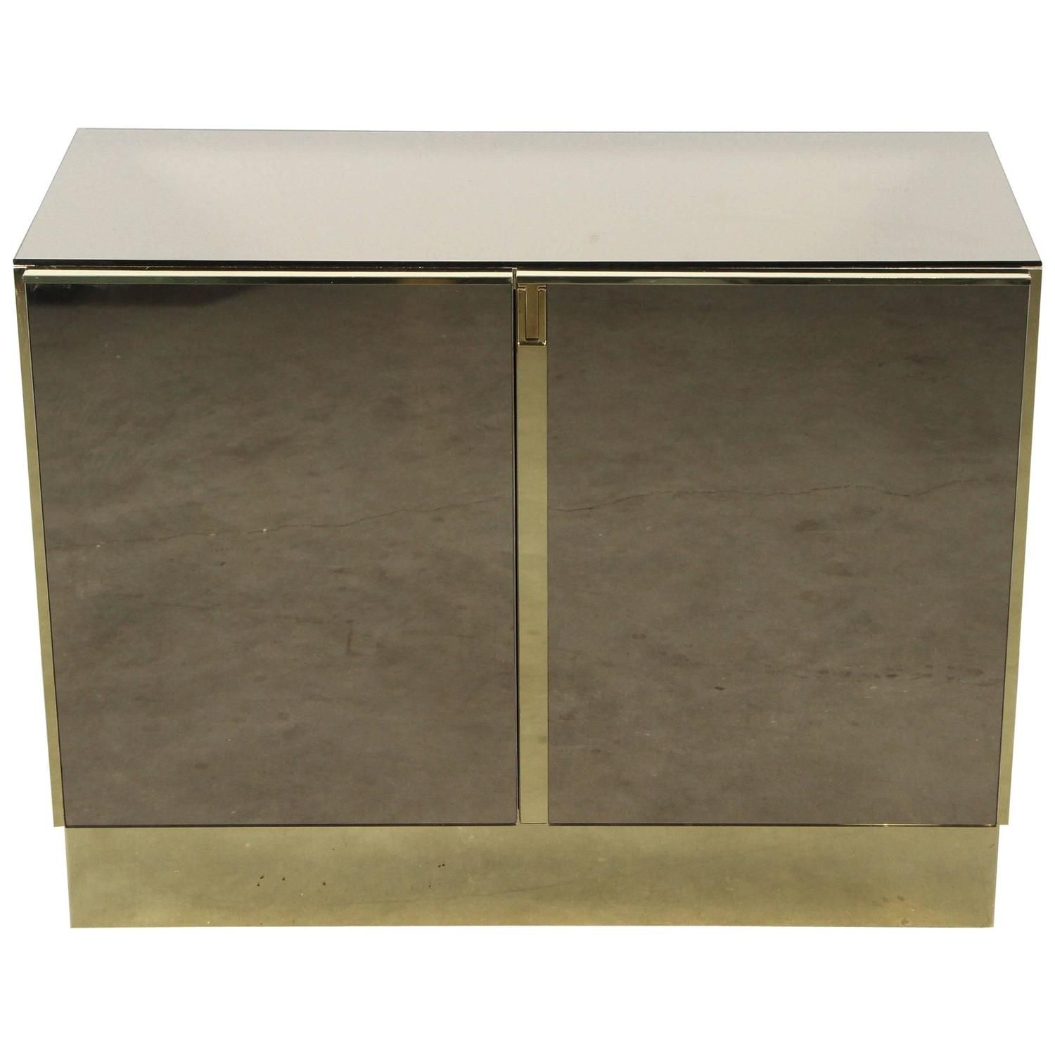Chic Bronze Mirrored Cabinet By Ello | From A Unique Collection Of Antique  And Modern Cabinets At ...