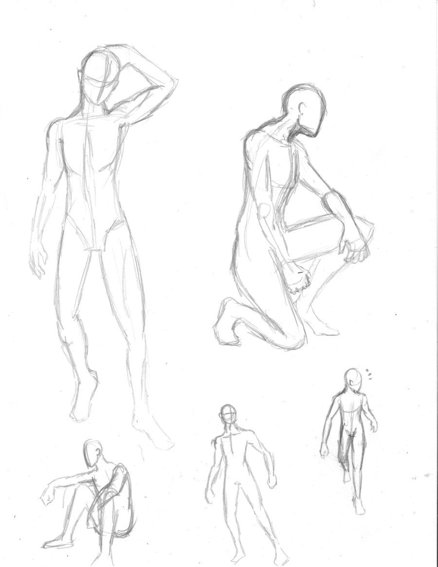 Male Body Poses Body Pose Drawing Male Body Drawing Anime
