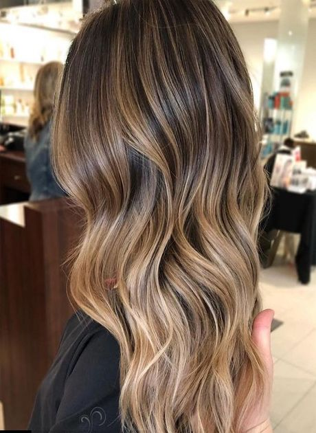 Hairstyles 2018 For Women Hair Color Hair Balayage Hair
