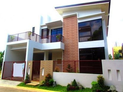 House lot for sale filinvest 2 quezon city philippines for Modern house quezon city