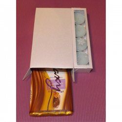Chocolate and candle gift box - Crafter's Companion Look Book