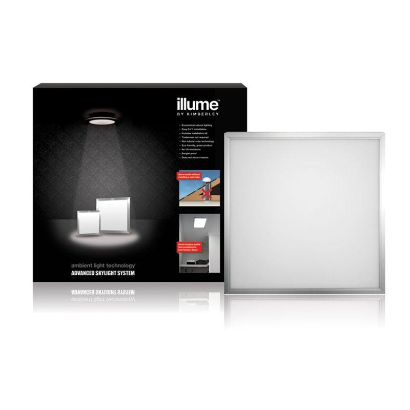 Illume 300mm Square Skylight Alternative | Kev | Skylight