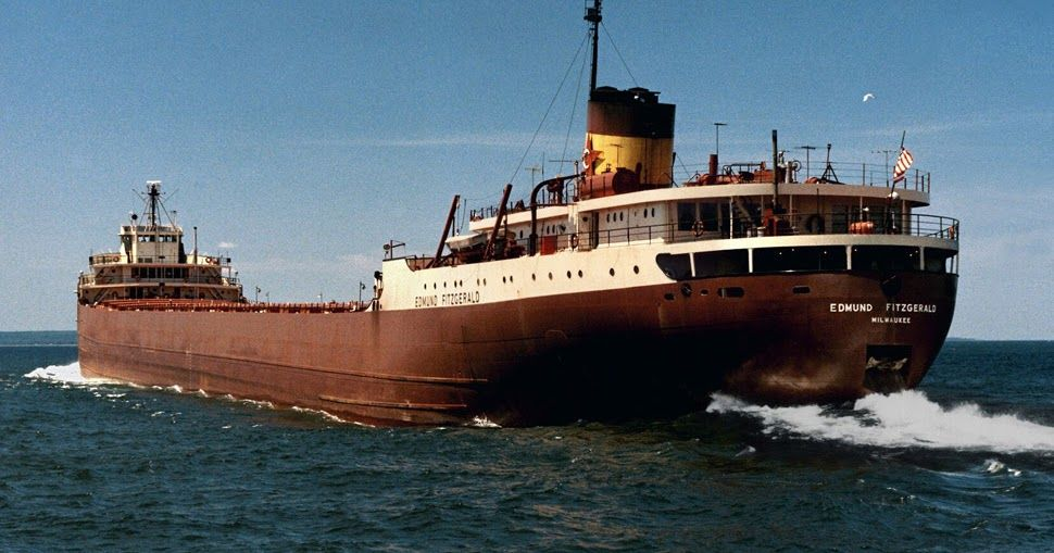 Why Did The Edmund Fitzgerald Go Down Edmund Fitzgerald Great