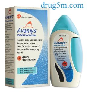 Avamys Nasal Spray Ashley Johnson Spray