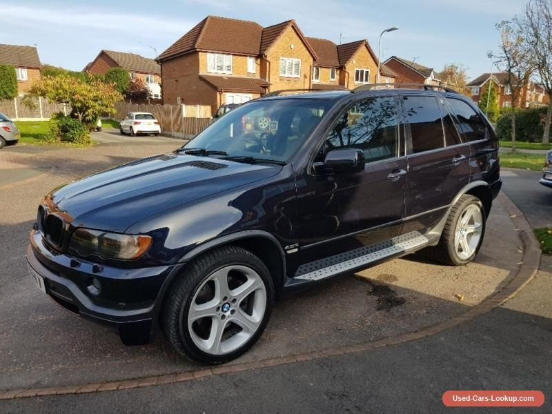 BMW X IS ALPINA ENGINE BHP Carbon Black Mettalic Paint - X5 alpina