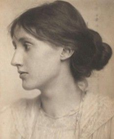 """""""I feel so intensely the delights of shutting oneself up in a little world of one's own, with pictures and music and everything beautiful."""" —  Virginia Woolf"""