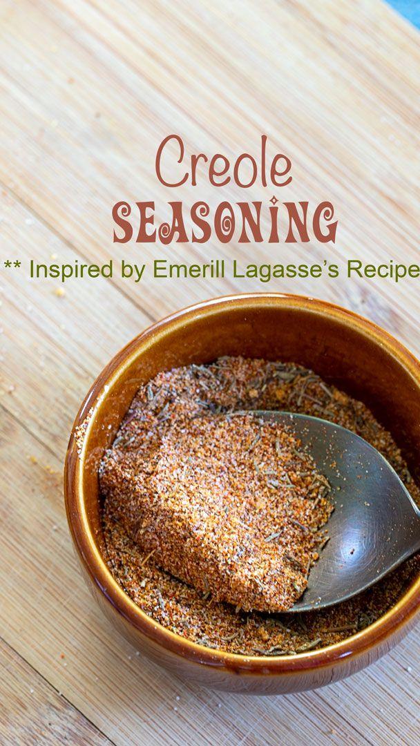 Creole Seasoning Recipe