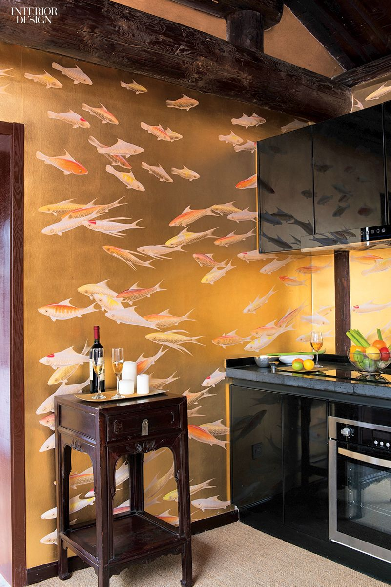 Editorsu0027 Picks: 96 Off The Wall Fabrics And Wallcoverings | Fishes In