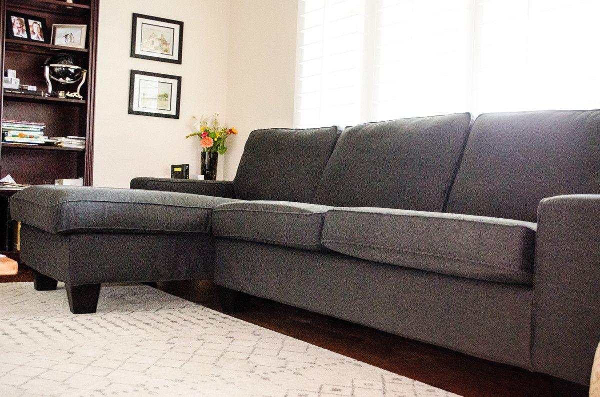 My IKEA KIVIK Sectional Grows Up Ikea couch, Ikea