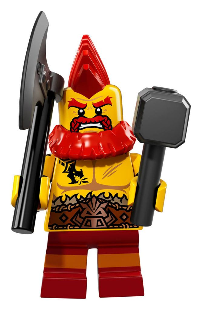 Lego 71018 First Official Images and Minifigure List | Minifigure ...
