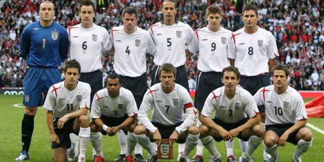 Do England Have a Future Manager Amongst the 'Golden Generation?'