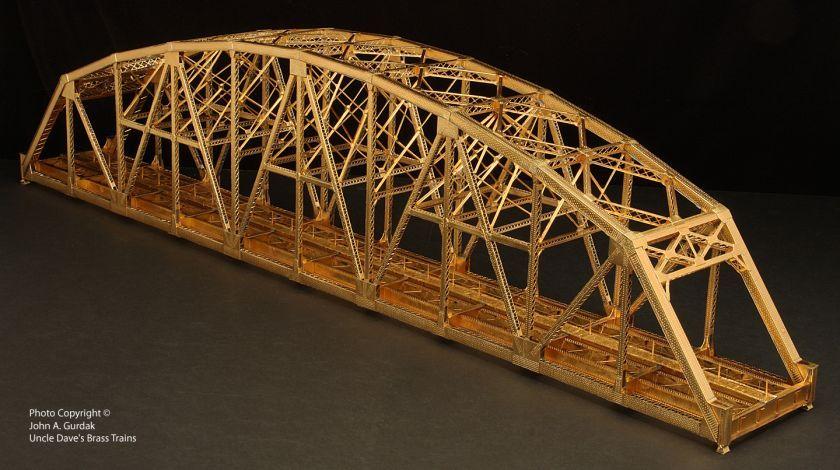 warren truss toothpick bridge