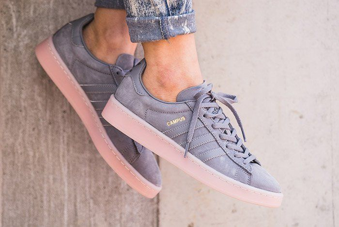 The adidas Campus – a classic Three Stripe silhouette with a