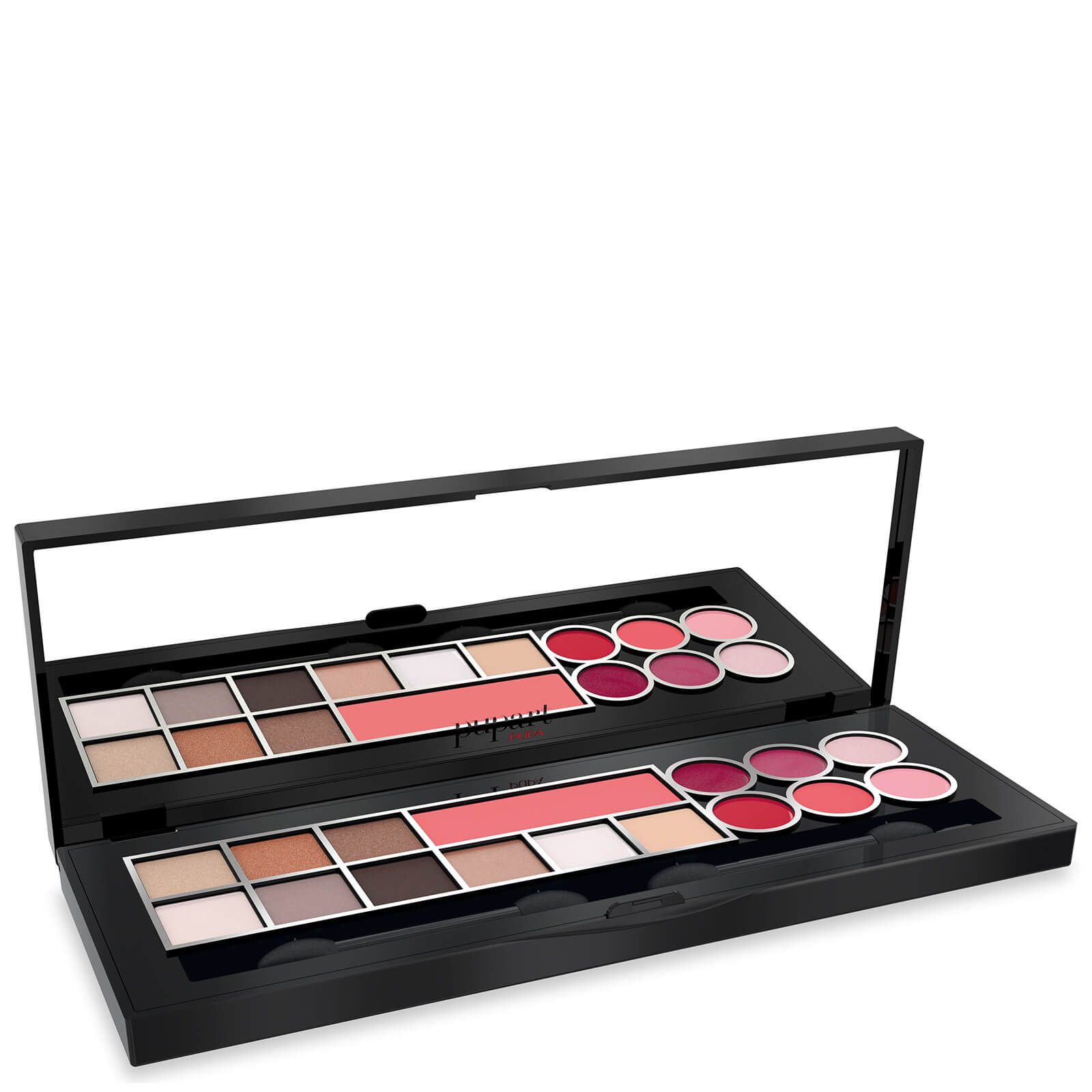 Pupa Pupart Red Cover Makeup Palette Warm Shades in 2020