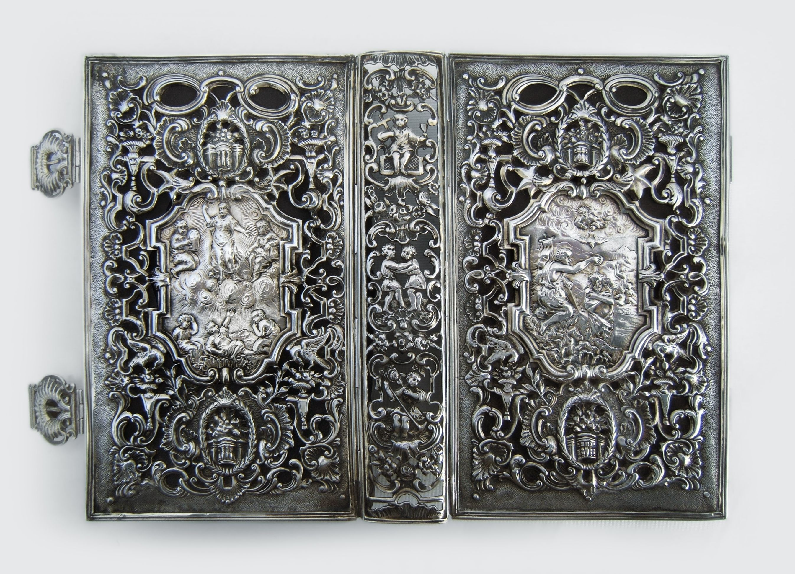 18thcentury Bookcover For A Genevian Psalter