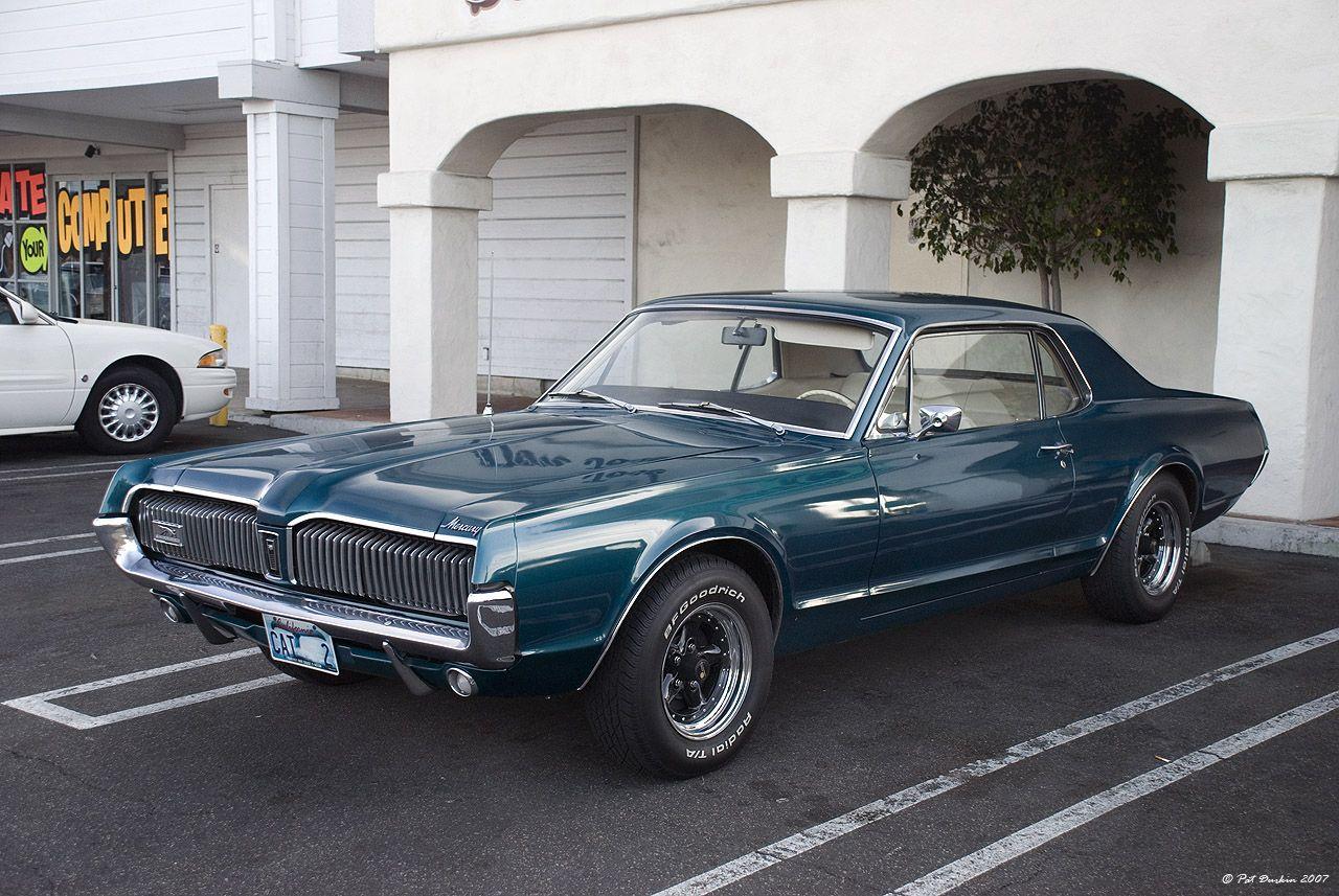 1967 Mercury Cougar XR7 | Old Rides 4 | Pinterest | Cars, Mercury ...