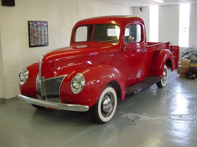 1940 Ford Pickup Trucks 1940 Ford Ford Trucks