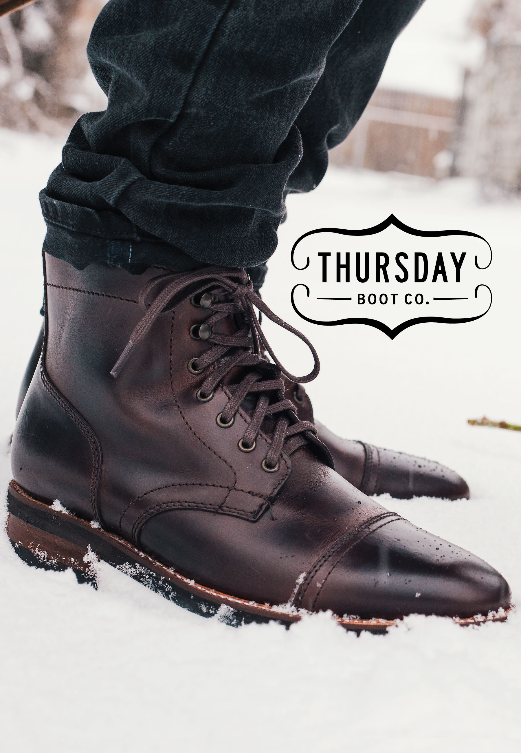 12a273883b3 Shop the Brown Captain Boot at thursdayboots.com. 3