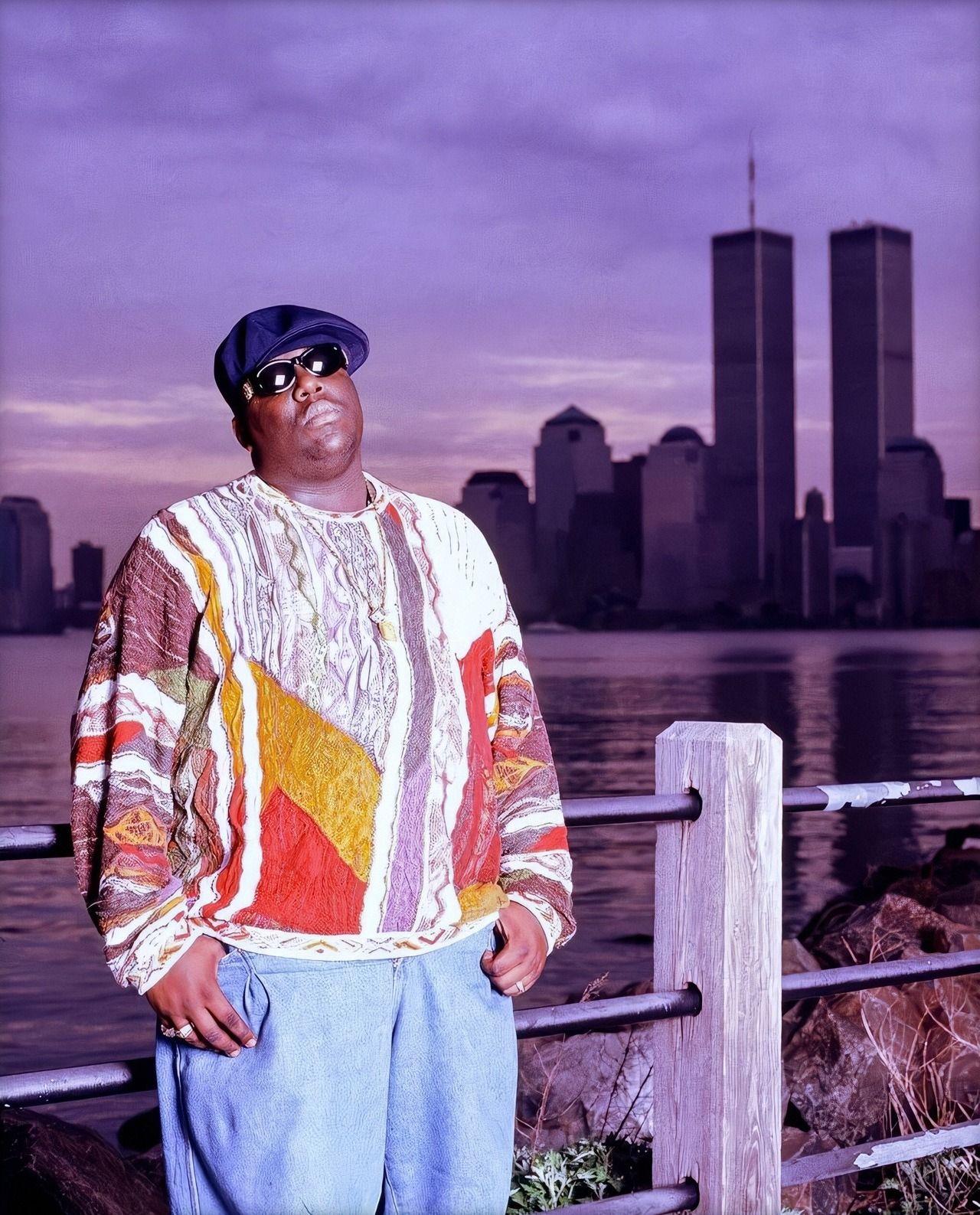notorious big poster hip hop classics
