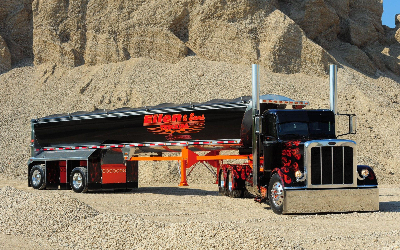 Peterbilt Truck Wallpaper Auto