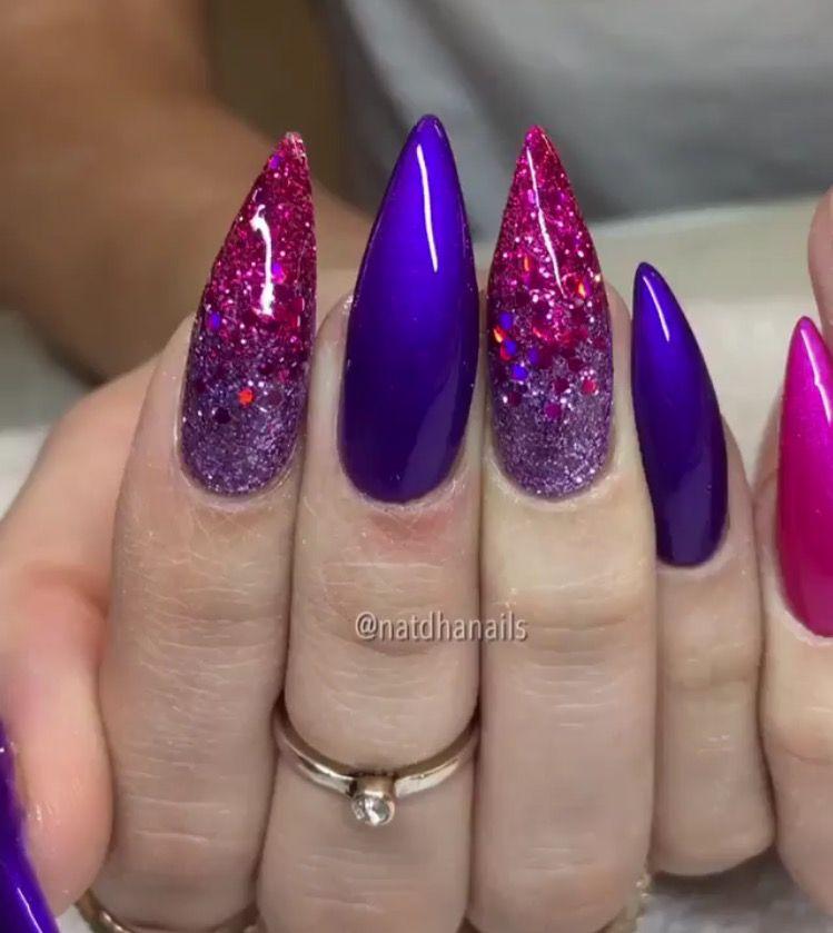Pin by Sharla Martin on nails | Pinterest | Nail nail, Dream nails ...
