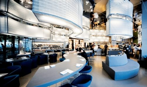 Best Considerations To Build Good Fast Food Restaurant Design Ideas