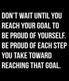 Reach Your Goal Motivational Quote