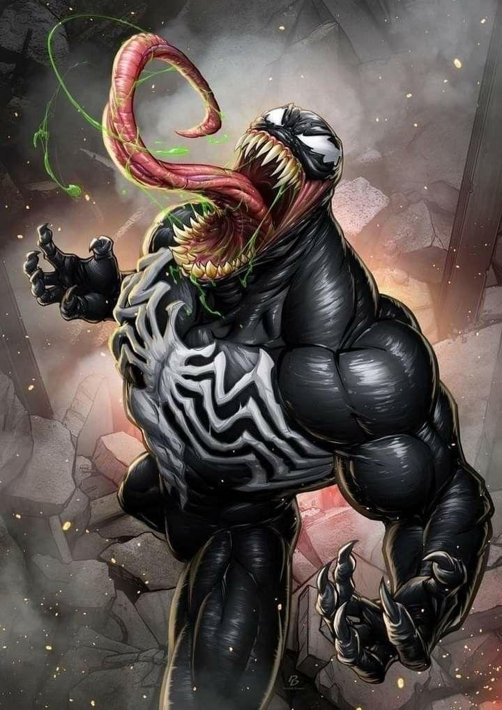 Top 10 She-Venom Shocking Facts   Superhero art, Venom