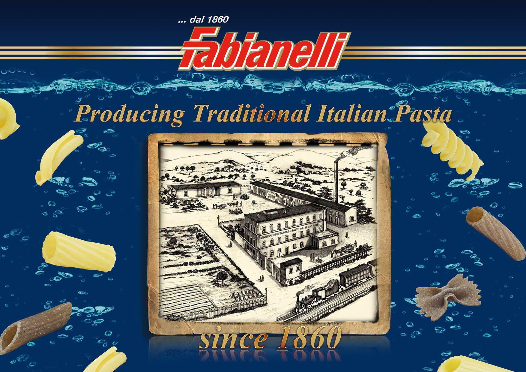 Producing traditional italian Pasta