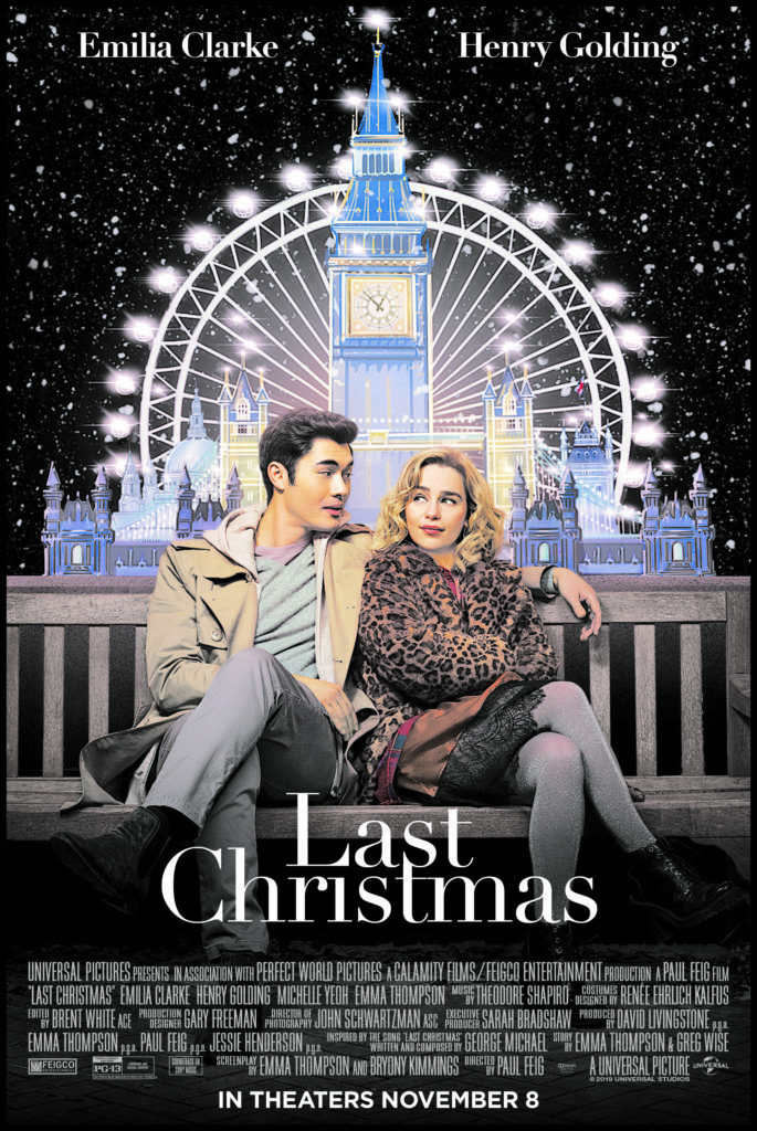 Last Christmas Orlando Movie Screening Giveaway